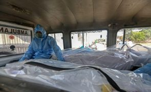 Covid-19: Mais de 775 mil infeções e 13 mil mortos no mundo nas últimas 24 horas