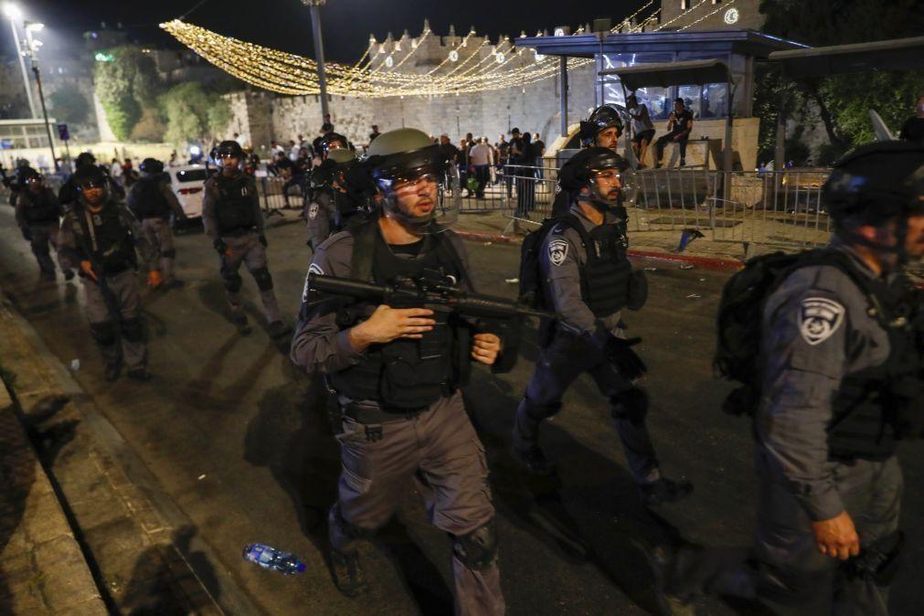 Primeiro-ministro de Israel avisa que não permitirá protestos violentos em Jerusalém