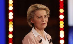 UE/Presidência: Von der Leyen e Sassoli desafiam cidadãos a ter voz ativa no futuro da UE
