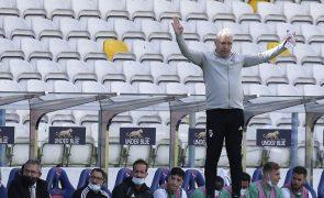Jorge Costa promete Farense
