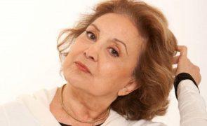 Eva Wilma Tem cancro nos ovários. Atriz brasileira está nos cuidados intensivos