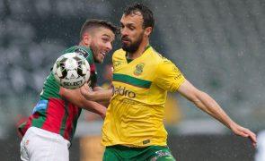 Paços de Ferreira empata com Marítimo e mantém-se firme no quinto lugar