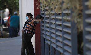 Covid-19: México com 57 mortos em 24 horas, o número mais baixo em 12 meses