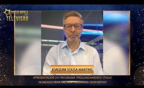 Joaquim Sousa Martins recorda Prolongamento: «Ficam muitas histórias»