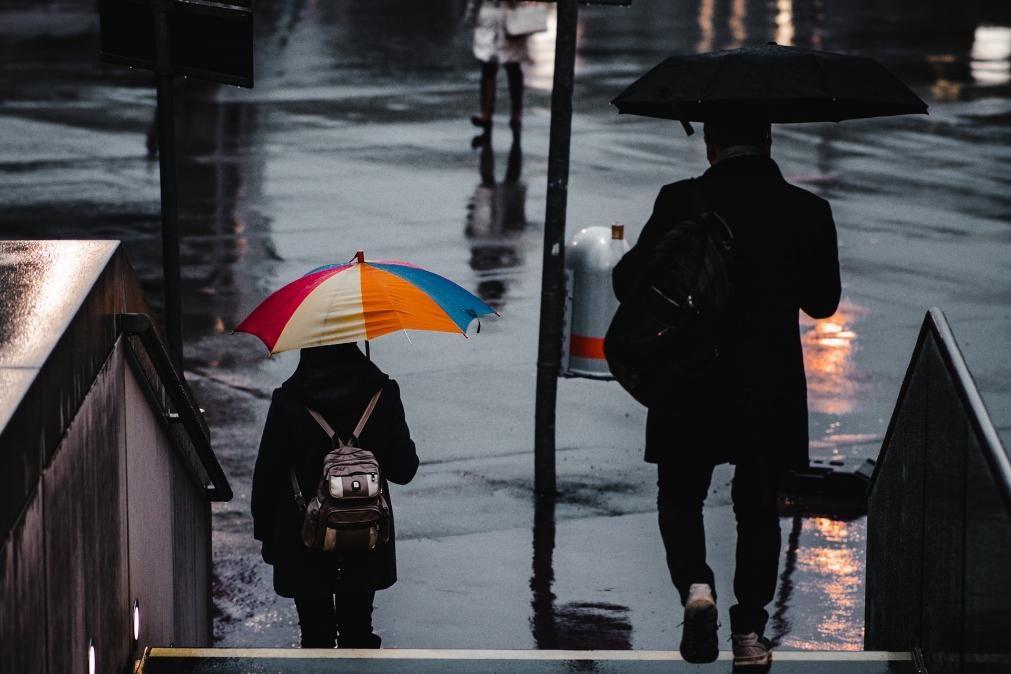 Meteorologia: Previsão do tempo para terça-feira, 11 de maio