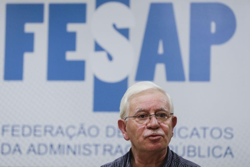Sindicatos da Função Pública lamentam ausência de propostas na reunião com o Governo