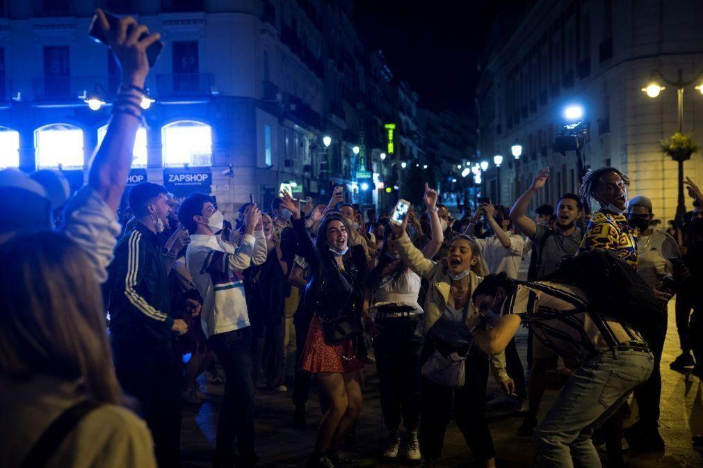 Covid-19: Governo espanhol apela à