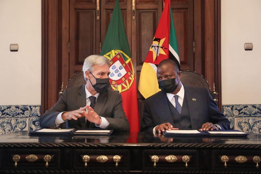 Moçambique/Ataques: Moçambique tirará