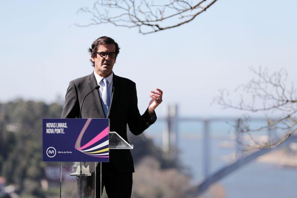 Autarca do Porto diz que PRR vai ser usado como