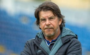 Manuel Machado diz que não há outro caminho senão vencer o Benfica