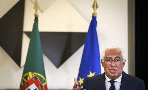 UE/Presidência: Costa considera injusto culpar Alemanha sobre patentes das vacinas contra covid-19