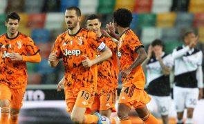 Superliga: Juventus arrisca ser excluída da Serie A na próxima época