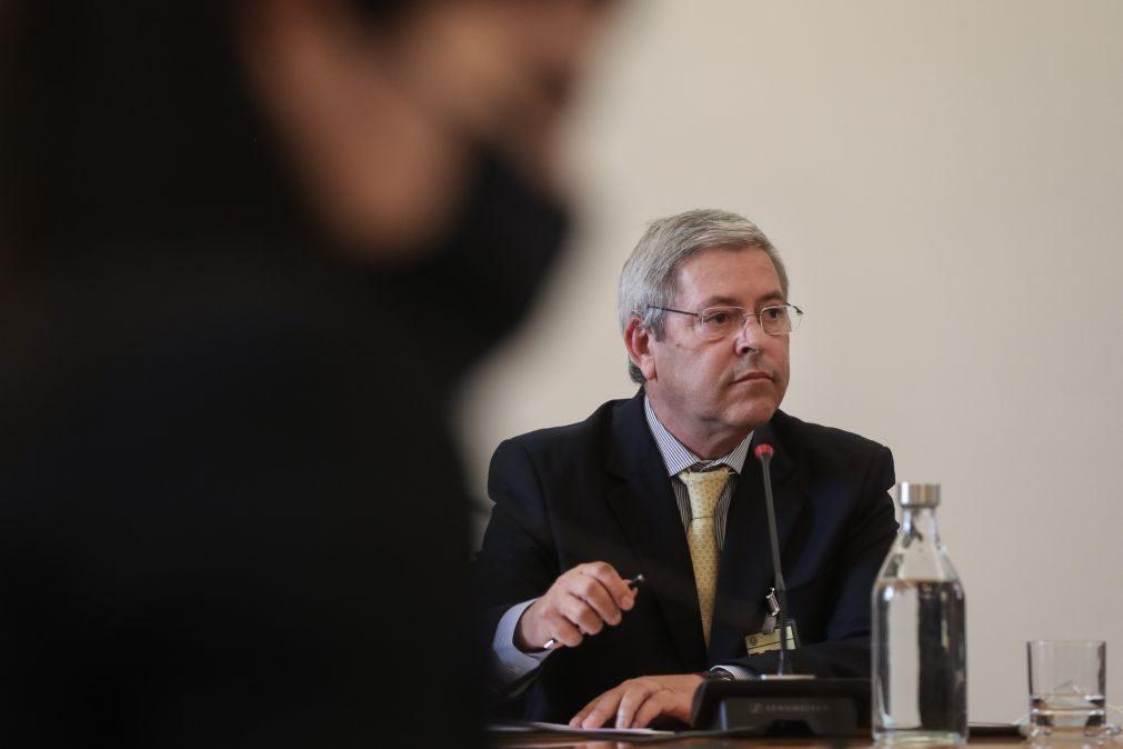 Novo Banco: Audições de António João Barão e Moniz da Maia vão ser enviadas para o MP