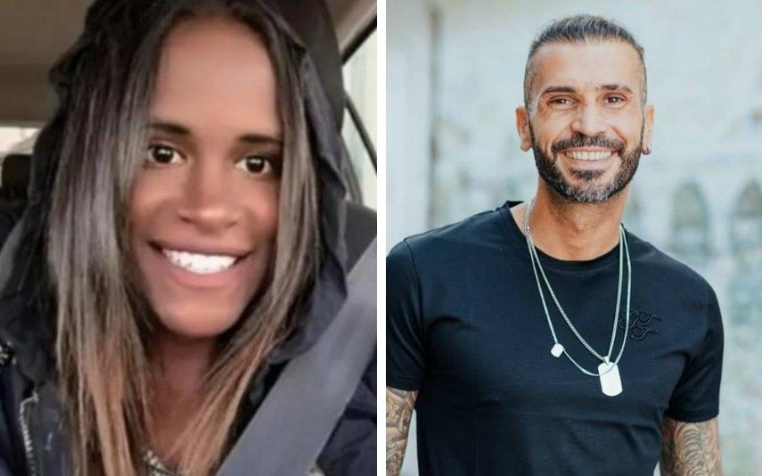 Amiga especial esclarece relação com Bruno Savate