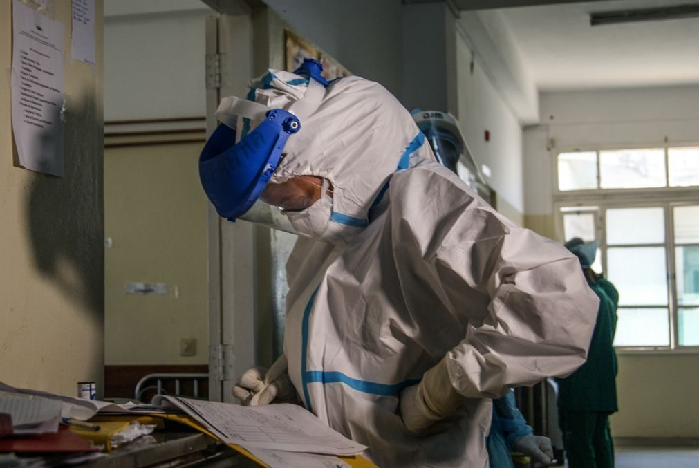 Missão médica chinesa reforça Hospital Central de Maputo