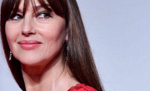 Monica Bellucci vai ser Callas no Festival de Almada, que divulga programa a 18 de junho