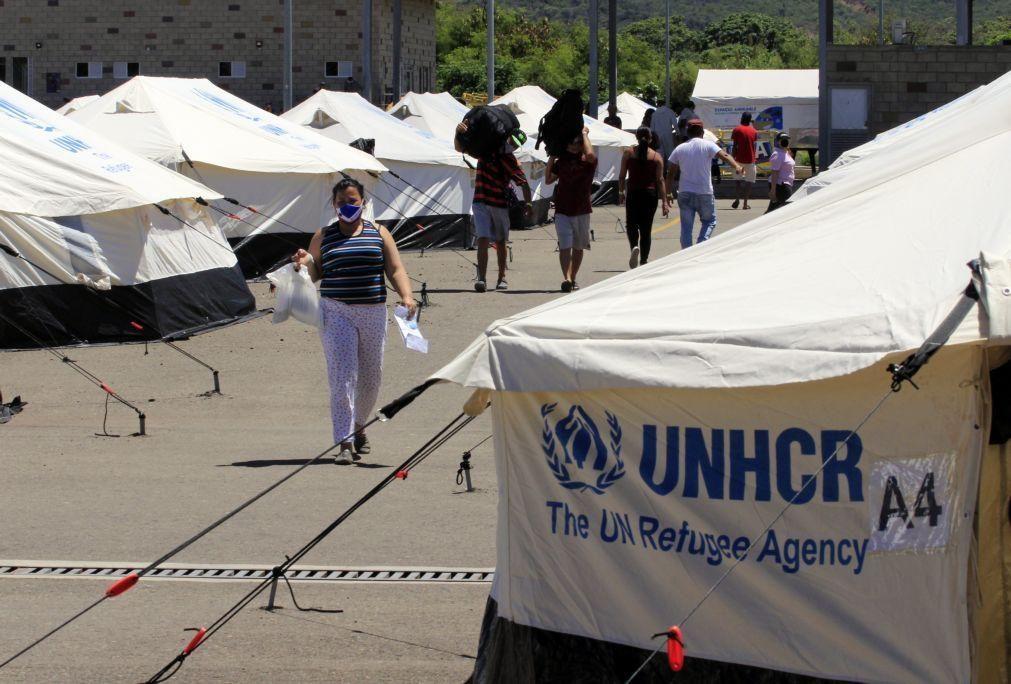 Migrações: ACNUR apela em Bruxelas à aprovação do novo pacto migratório pela UE