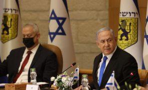 Netanyahu diz que Hamas transpôs