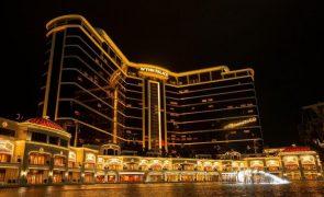 Operadora do jogo Wynn Resorts com prejuízo de 231,5 ME no primeiro trimestre