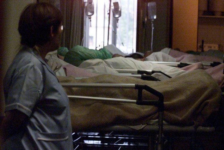 Enfermaria de contingência ativada no Hospital do Montijo