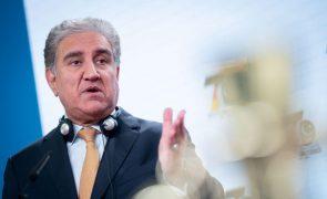 Paquistão não permitirá bases ou tropas dos EUA em seu território