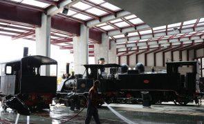 Museu Nacional Ferroviário inaugura dia 18 dois novos espaços de exposição