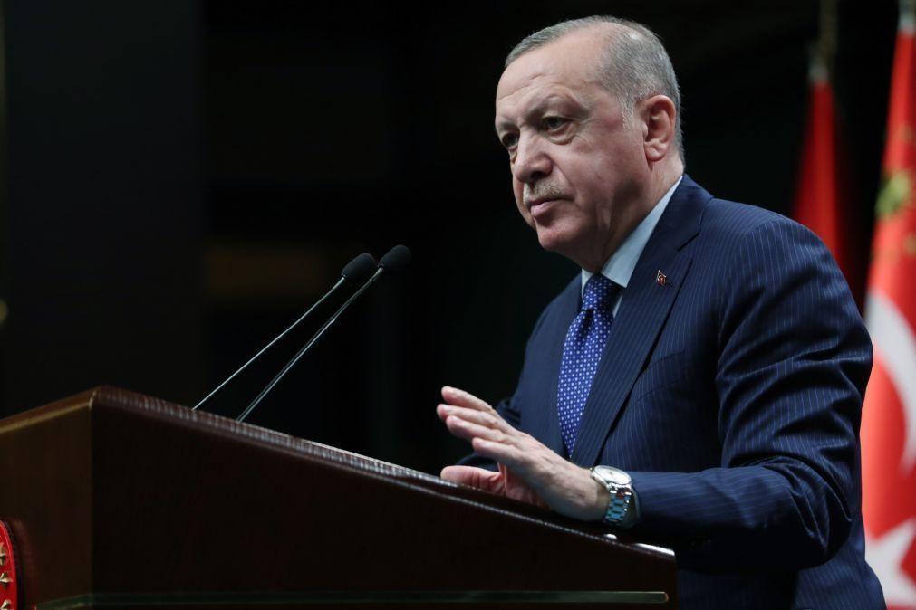 Presidente da Turquia tenta mobilizar mundo muçulmano e pressionar Israel