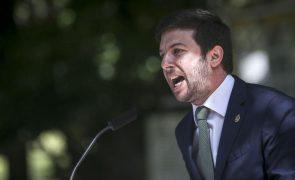 Presidente do CDS acusa Governo de ocultar exigências europeias face ao Plano de Recuperação e Resiliência