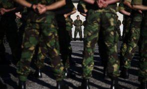 Oficiais das Forças Armadas contra proposta de reforma do Governo