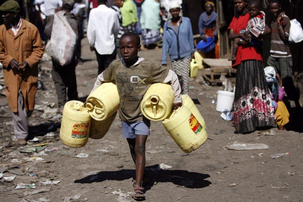 ONU revê em baixa crescimento de África para 3,6% este ano