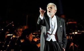 Plácido Domingo atua em Espanha nos próximos meses após dois anos de ausência