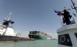 Egito aprova projeto de alargamento do Canal do Suez