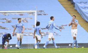 Manchester City garante sétimo título inglês e terceiro em quatro anos