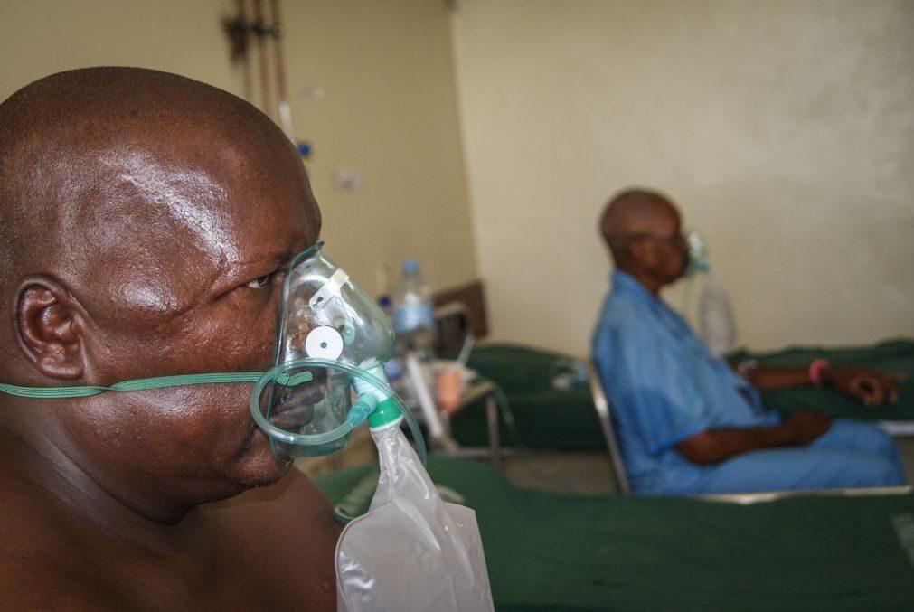 Covid-19: Moçambique regista mais uma morte, 29 casos e 85 recuperações