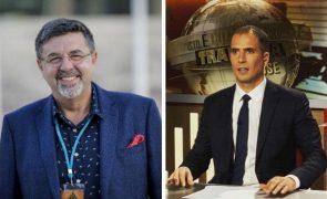 José Carlos Malato pede desculpa a Ricardo Araújo Pereira após insulto