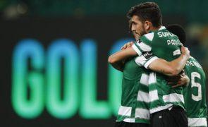 Sporting campeão português de futebol [veja o resumo da consagração]