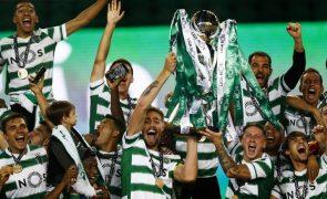 Ruben Amorim diz que época do Sporting só podia terminar com sofrimento