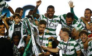 Imprensa estrangeira destaca título do Sporting conquistado 19 anos depois