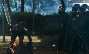 Sporting: Desacatos no Marquês 'mancham' festa 'verde e branca'