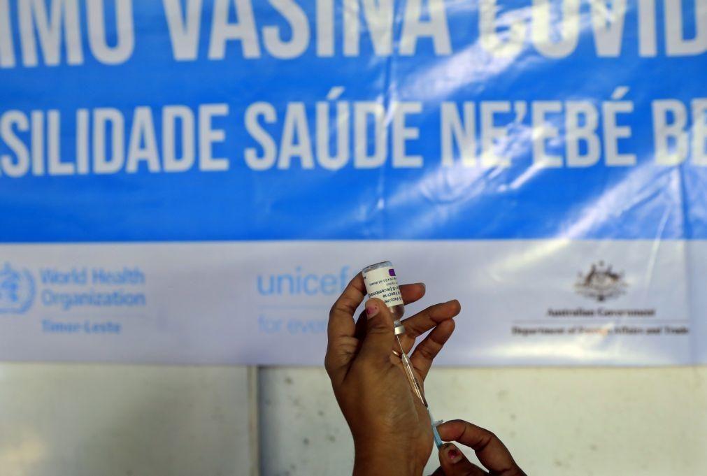 Covid-19: Governo timorense mantém confinamento obrigatório em Díli