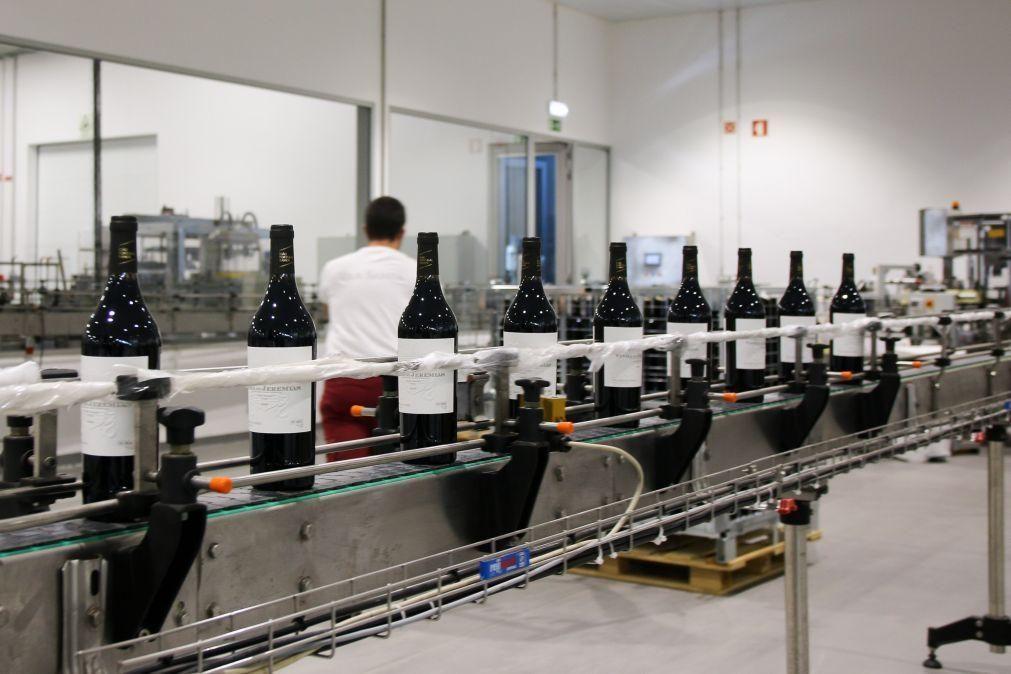 Exportações de vinhos portugueses sobem 13% para mais de 200 ME até março