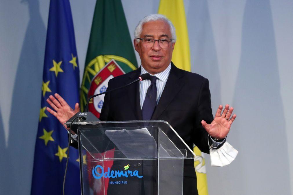 António Costa assinala 1.366 contratações no Dia Internacional do Enfermeiro