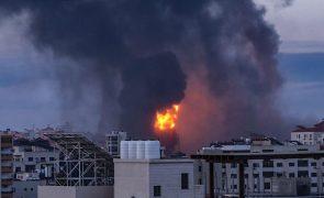 Treze crianças entre os 43 mortos em ataques à Faixa de Gaza