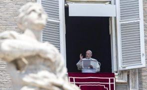 Papa Francisco assinala 13 de maio e recorda atentado a João Paulo II