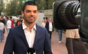 Jornalista da TVI atingido por bala durante confrontos em Alvalade