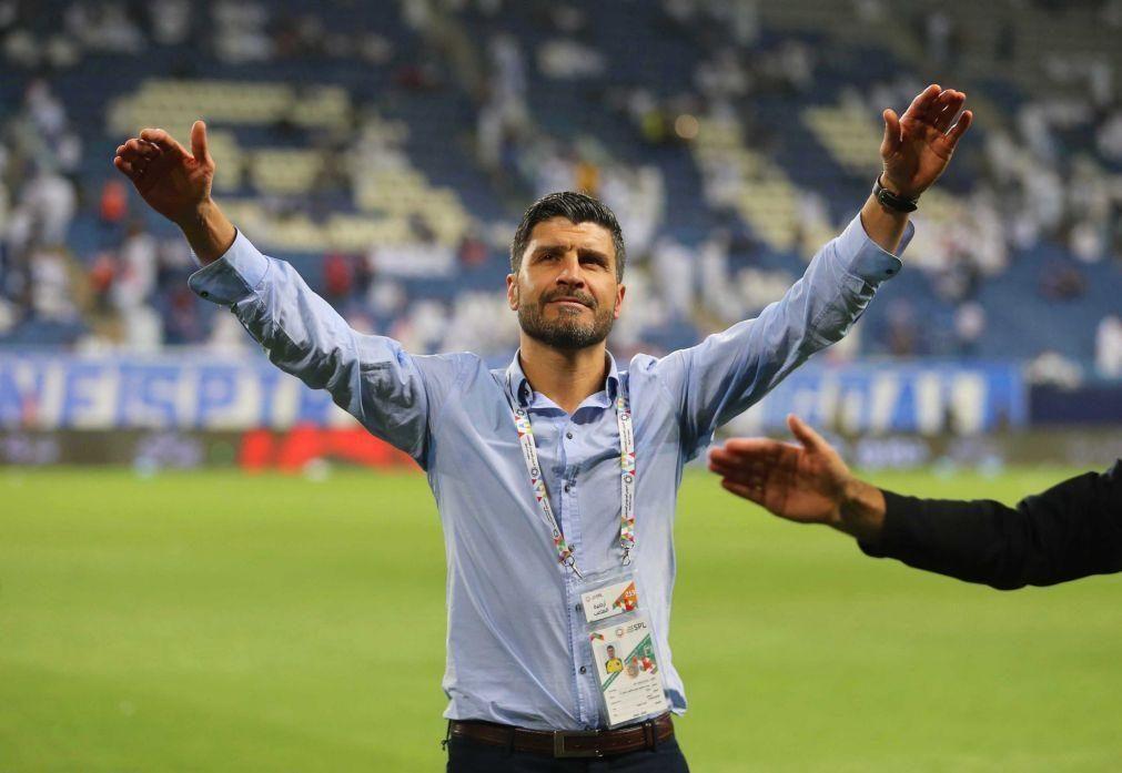 Pedro Emanuel deixa de ser treinador do Al Ain