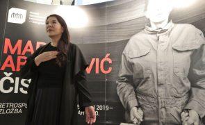 Artista Marina Abramovic vence Prémio Princesa das Astúrias para as Artes