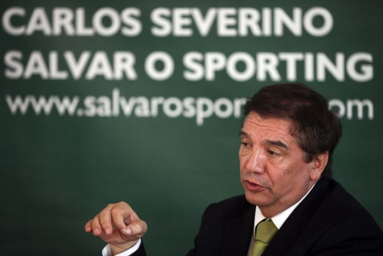 Carlos Severino lidera movimento e pondera recandidatar-se à presidência do Sporting