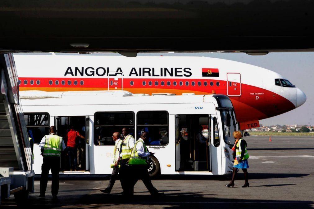 Companhia angolana TAAG reforça ligação a Portugal a partir de 15 de maio