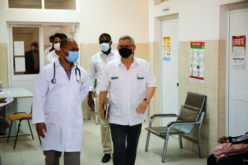 Covid-19: Presidente cabo-verdiano destaca papel dos mais de mil enfermeiros na pandemia